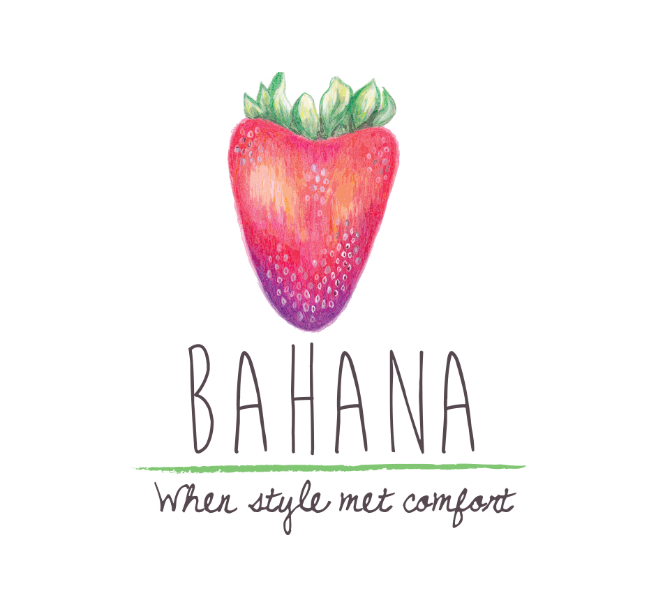 Bahana Boutique Logo by Joel Riddell Creative
