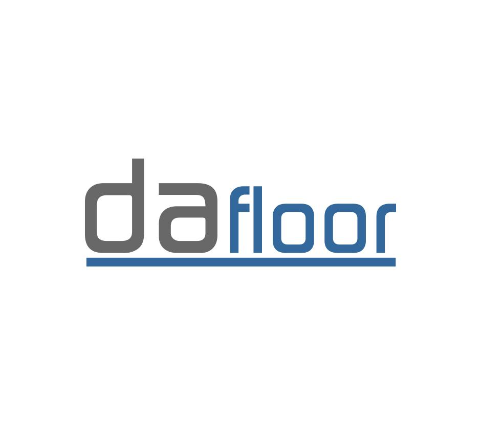 DaFloor Logo by Joel Riddell Creative