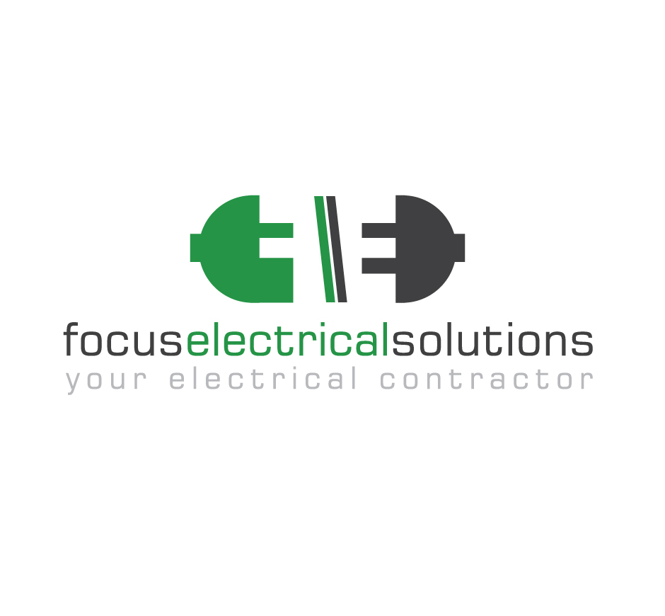Focus Electric Logo by Joel Riddell Creative