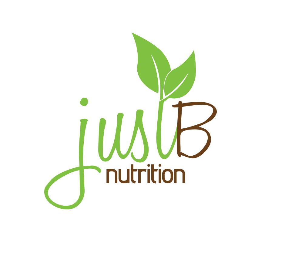 JustB Nutrition Logo by Joel Riddell Creative