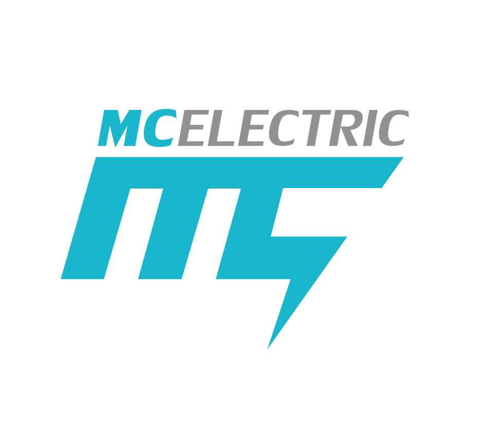 MC Electric Logo by Joel Riddell Creative
