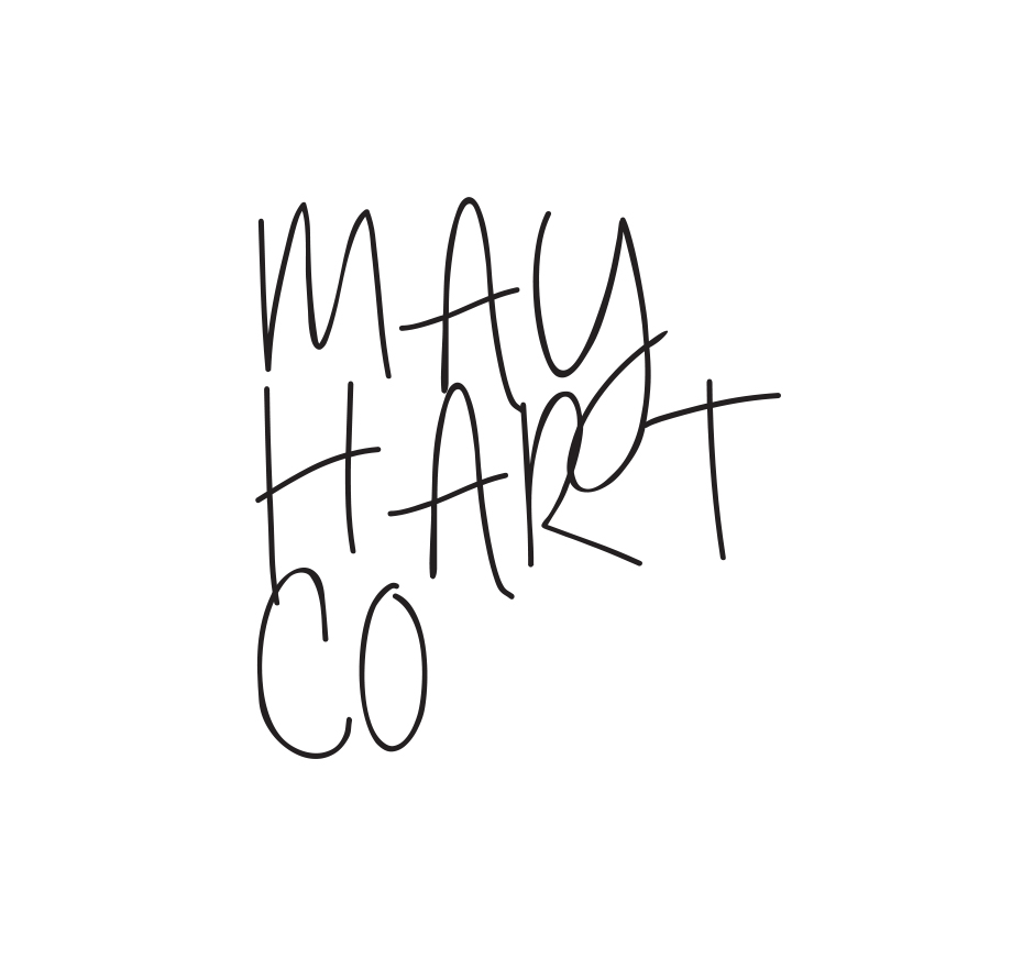 May Hart Co Logo by Joel Riddell Creative